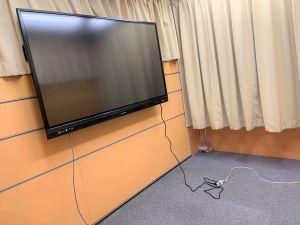 白金高輪 電子黒板②a
